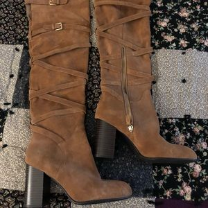 Sam Edelman Over The Knee Boots - Size 7.5